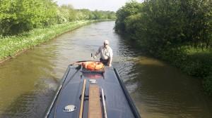 Eddie is skipper