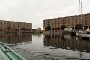 Albert Dock (on the way out)