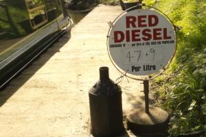 Cheap Red Diesel