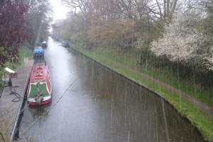 Snow in Wheaton Aston
