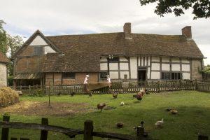Tudor farm