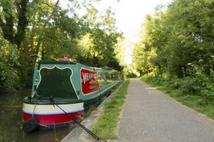 Oxford - First Mooring
