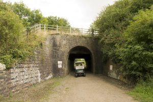 Under the Oxford Canal