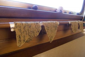 Nettle Pasta on the Drying Rack